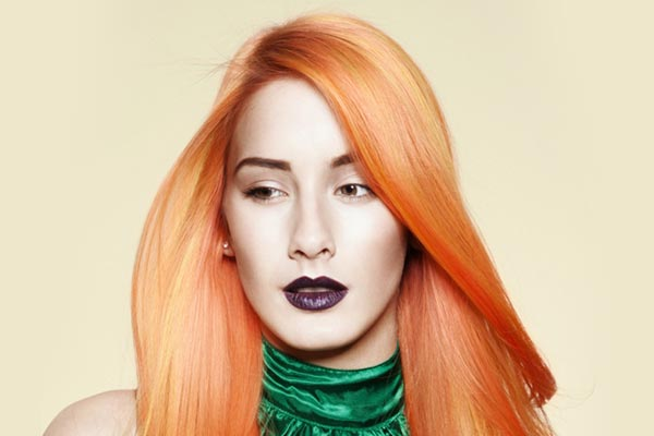 ginger hair Faceframing Orange hair Elumen Play