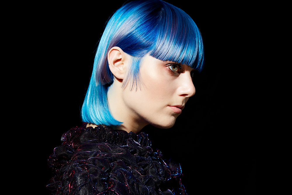 icono Academy Look Collection 2020 Metalic Blue