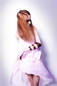 icono Collection 2014 Trends Hairfashion Braids Crimped Hairstyling