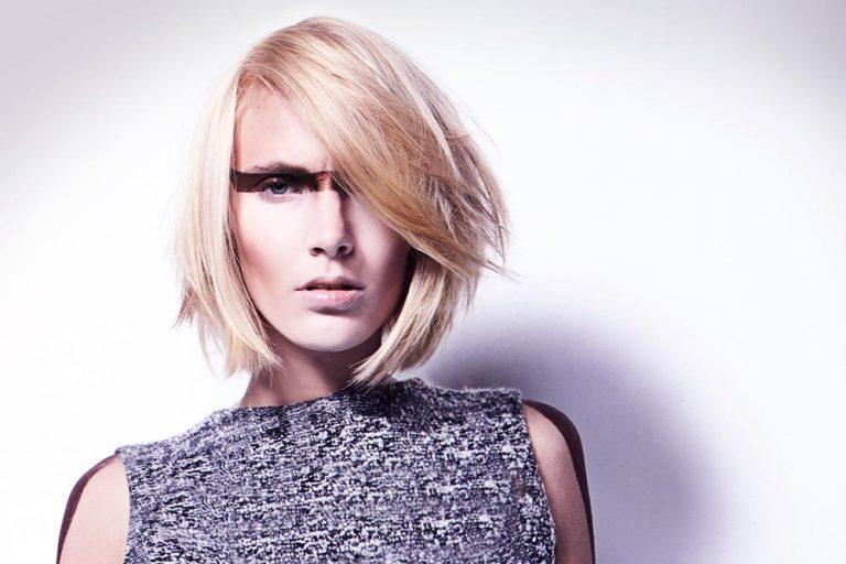 icono Collection 2014 Trends Hairfashion Blond Bob