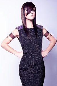 icono Collection 2014 Trends Hairfashion Spiky Fringe Langhaarschnitt