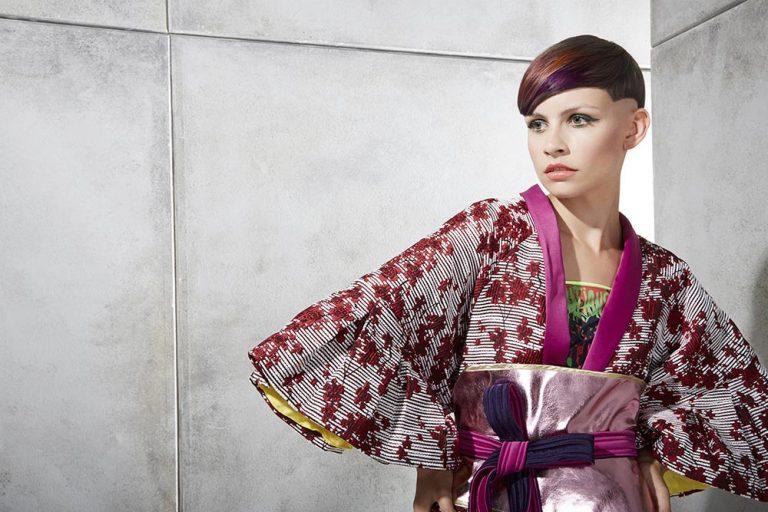 icono Collection 2019 Trends Hair fashion Academy Look Shave sides Short Hair Kurzhaarschnitt