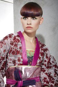 icono Collection 2019 Trends Hair fashion Academy Look shaved side short hair Kurzhaarschnitt