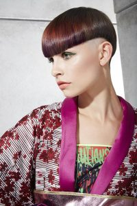 icono Collection 2019 Trends Hair fashion Academy Look shaved side