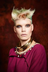 icono Collection 2015 Trends Hairfashion Short Hair