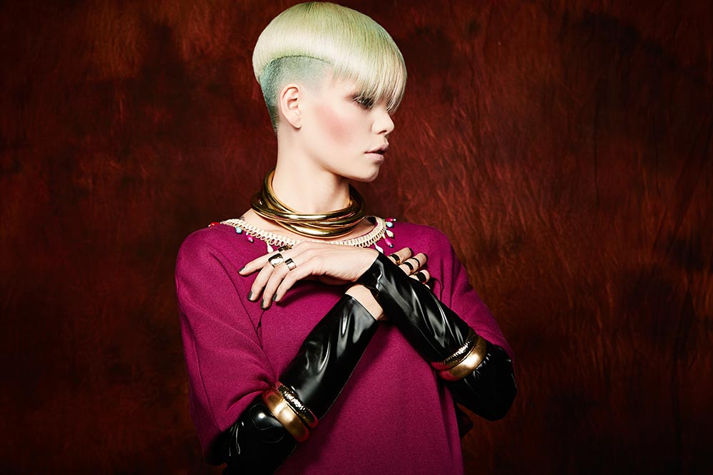 icono Collection 2015 Trends Hairfashion Short Hair Hairstyling