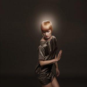 icono Collection 2012 Trends Hairfashion Square Bob Goldblond