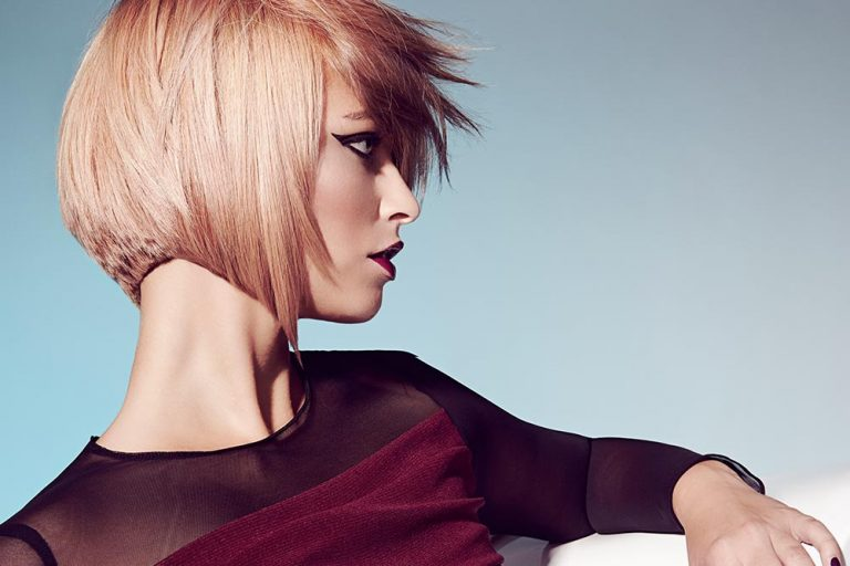 icono Collection 2013 Trends Hairfashion Blond Bob