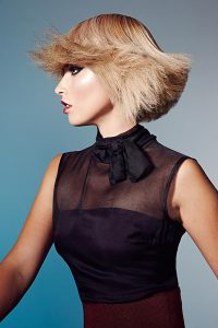 icono Collection 2013 Trends Hairfashion texturiertes Haarstyling