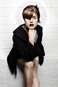 icono Collection 2011 Trends Hairfashion Short Hair asymmetrical short hairstyle