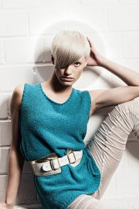 icono Collection 2011 Trends Hairfashion short hair blond short haircut