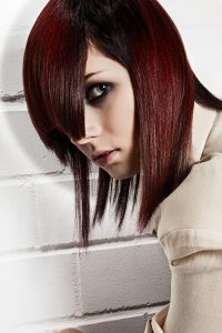 icono Collection 2011 Trends Hairfashion textured long haircut