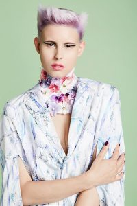 icono Collection 2017 Trends Hairfashion Short Hair Kurzhaarschnitt Pixie