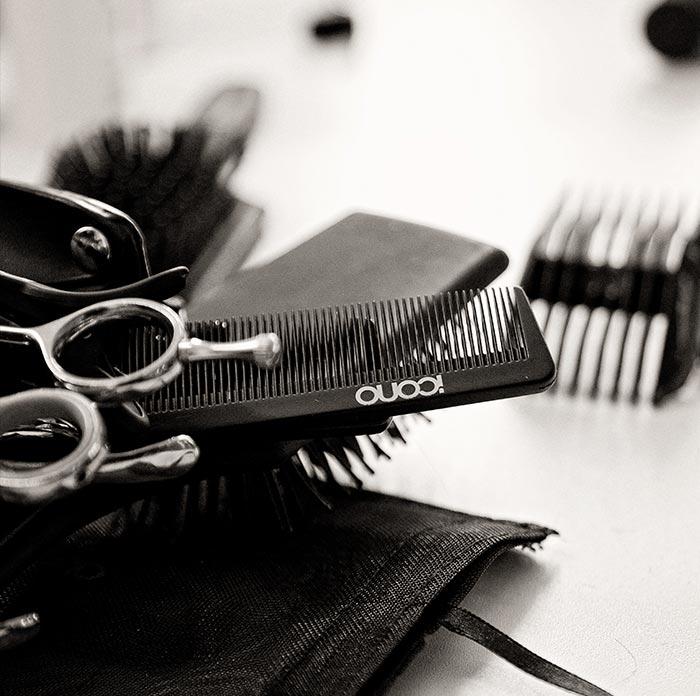 Ausbildung Friseur Berlin icono werkzeug