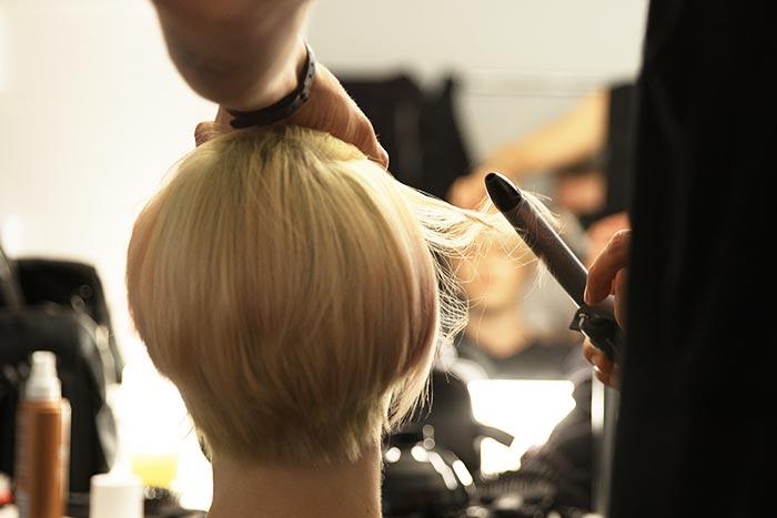 Ausbildung Friseur Berlin icono modell