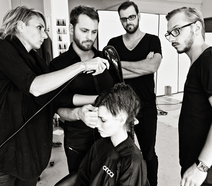 Friseur Job Berlin icono Teamwork Team