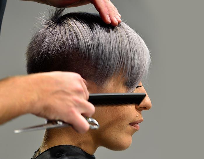 Seminar Modell Friseurmodell Haarmodell