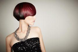 rote Farbverläufe rote Haare
