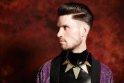 icono Collection 2015 Trends Hairfashion Editorial Men Hairstyling